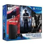 Sony PS4 1TB Oyun Konsolu (PS4-1TB3-PAL-SLIM)
