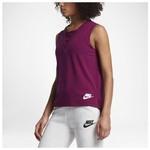 Nike 837460-665 W Nsw Av15 Tank Knt Kadın Atlet 837460-665