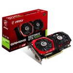 MSI GeForce GTX 1050 Ti Gaming 4G 4GB Ekran Kartı