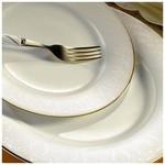 Kütahya Porselen 92794 Bone Kalipso 62 Parça Yemek Takımı