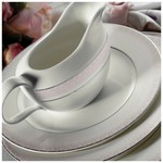 Kütahya Porselen 9291 Bone Kalipso 62 Parça Yemek Takımı