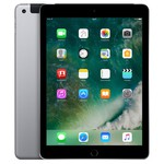 Apple TB 9.7 IPAD 128GB WiFi + CELLULAR SPACE GREY MP262TU/A