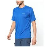 Columbia Ao6316 Tech Trek Short Sleeve Shırt Erkek T-Shirt AO6316-438