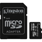 Kingston 64gb Microsdxc Uhs-ı C10 Sdcıt/64gb
