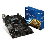 MSI B250m Pro-VD Intel Anakart