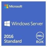Dell W2k16std-rok Windows Server 2016,standard,rok,16core (fordistributor Sale Only)