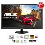Asus 21.5 VP228H Gaming BK 1MS EU DSUB DVI HDMI MONITOR - Outlet
