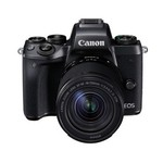 Canon 1279C022 EOS M5 18-150 Fotoğraf Makinesi