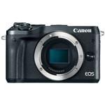 Canon D.CAMERA EOS M6 BK BODY