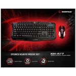 Everest Rampage KM-R77 Gaming Q Klavye ve Mouse Seti