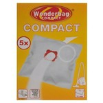 Rowenta Wonderbag Compact Toz Torbası - 5 Adet