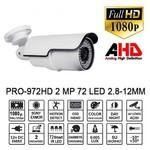 Balandi Pro-972hd 2mp 1080p 2.8-12mm 72 Led Ahd Bullet Kamera
