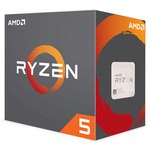 AMD Ryzen 5 1600x Altı Çekirdekli İşlemci