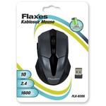 Flaxes FLX-920s Kablosuz Mouse - Siyah