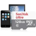 Sandisk 128GB Ultra Hafıza Kartı (SDSQUNB-128G-GN3MN)