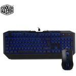 Cooler Master Devastator Iı Sgb-3030-kkmf1-tu - Mavi Led Türkçe Klavye + Mouse Seti