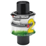 Black & Decker A6226x2 Gl250, Gl310, Gl360sb Için 2 Adet Yedek Misina