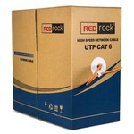 Redrock Rrcat6-flu57ofc Redrock Flu057ofc Yanmaz-lshz Cat6 Utp(w/fluk) 23awg