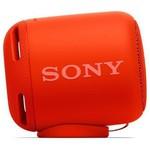 Sony Srsxb10r.ce7 Taşınabilir Kablosuz Bluetooth Hoparlör Kırmızı