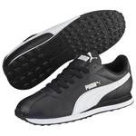 Puma 360116-01  Turin Black-White Erkek Spor Ayakkabısı 360116-01