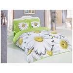 Örtüm Bahar Tek Kişilik Yeşil Ranforce Uyku Seti