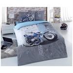 Örtüm Speed Tek Kişilik Mavi Ranforce Uyku Seti