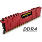 Corsair Vengeance LPX Red 2x8GB RAM (CMK16GX4M2E4000C19R)