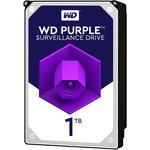 WD WD10PURZ Purple 1TB Surveillance Disk