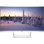"HP Z4N74AA 27"" 5ms Full HD Curved Monitör"