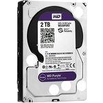 WD WD20PURZ Purple 2TB Surveillance Disk