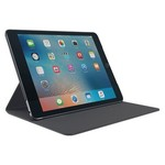 Logitech HINGE Flexible case with any-angle stand for iPad Pro 9.7 - Black
