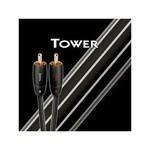 Audioquest Tower RCA Audio Kablo 1mt
