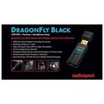 Audioquest Dragonfly Black Usb Dac + Preamp + Headphone Amp