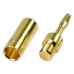 VANDENHUL Gold plated Bus Connector Banana