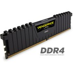 Corsair 8GB DDR4 2400MHz VENGEANCE SIYAH CL14 1x8GB (14-16-16-31) CMK8GX4M1A2400C14