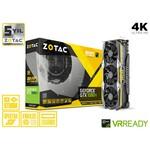 Zotac Gtx1080 Ti 11gb Amp Ext Core Zt-p10810f-10p Zt-p10810f-10p 352bit