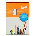 Sarff Plastik Spiral 16 mm Beyaz 100'lü Kutu
