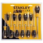 Stanley STHT060212 12 Parça Tornavida Seti