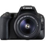 Canon D.camera Eos 200d Bk 18-55