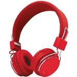 Trust Ziva Mikrofonlu Kulaklık-Kırmızı