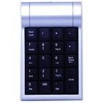 Everest KB-2017 Gri/siyah USB Numeric Standart Kla
