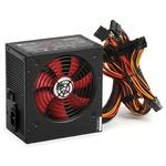 High Power 400w 80+ Bronze Kırmızı Fan Güç Kaynağı