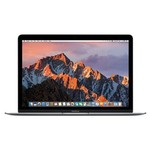 "Apple MacBook 12"" Retina 2017 Laptop - Uzay Gri (MNYG2TU-A)"