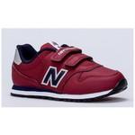 New Balance NB Kids Pre-School Li, RED/BLUE, W, 28.5 KV500DBY