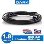 Dark DK-CB-USB3EXTL180 18m USB 3.0 Uzatma Kablosu
