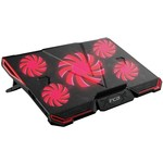 "Inca Inc-611gms Arrax Gaming Notebook Soğutucu 5x Fan , 6 Kademeli ,2x Usb, 13""-17"""