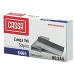Cassa Zımba Teli No:24/6 10'lu Paket 8465 - Beyaz