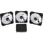 Aerocool Ae-p7f12-pro P7-f12 Pro 3 X 12cm Rgb Led Fan + Rgb/fan Kontrolcü Fan Hub