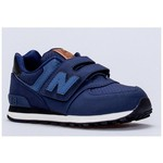 New Balance NB Kids Pre-School Li, BLUE/BLACK, W, 30 KV574YTY