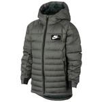 Nike 856080-018 B Nsw Jkt Hd Dwn Fıll Guıld550 Çocuk Ceket 856080